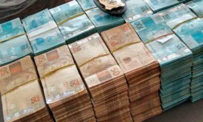 GAS: PF acha R$ 20 milhões em espécie com dono da suposta pirâmide que movimentou R$ 2 bi
