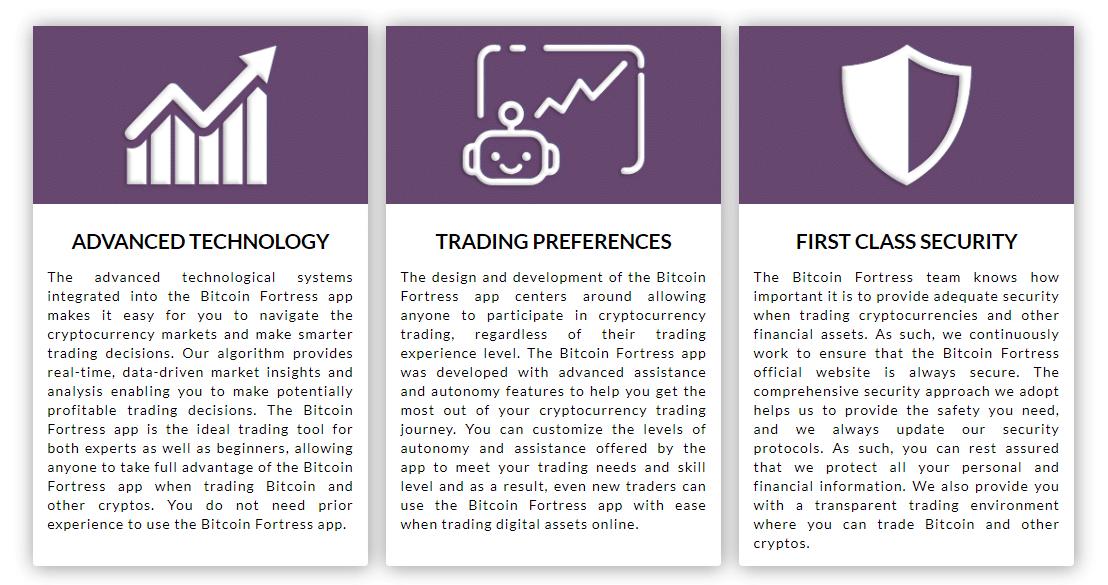 bitcoin fortress